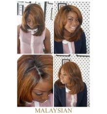 Silk Closure 4X4